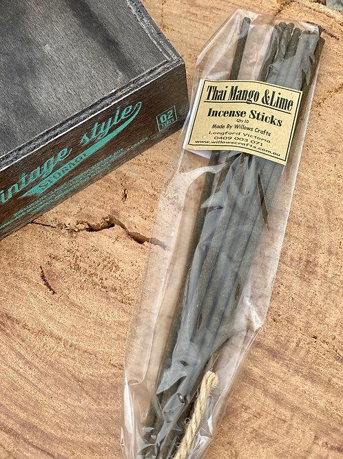 Thai Lime & Mango Incense Sticks