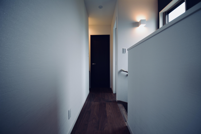 T様邸 階段室