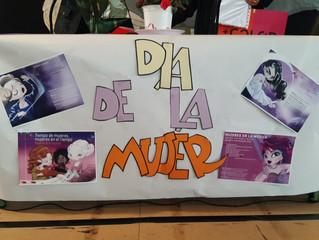 8-M DÍA INTERNACIONAL DE LA MUJER