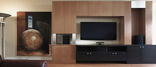 Wall unit Oakville