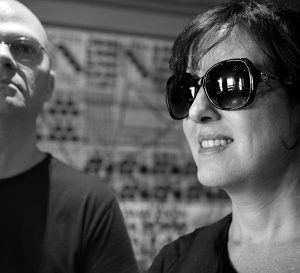 Caroline (from The Inner Banks) and Reed open for Erasure on summer tour of U.S.