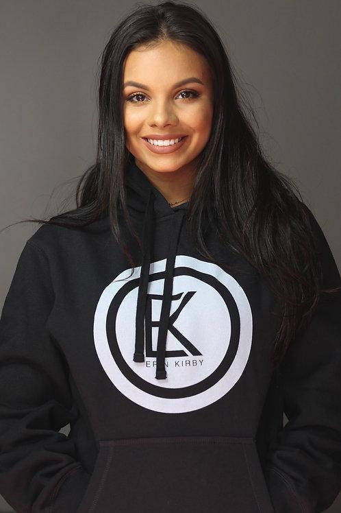 Black Logo Hoodie (Unisex)