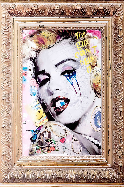 The Girl Can't Help It, Marilyn Monroe