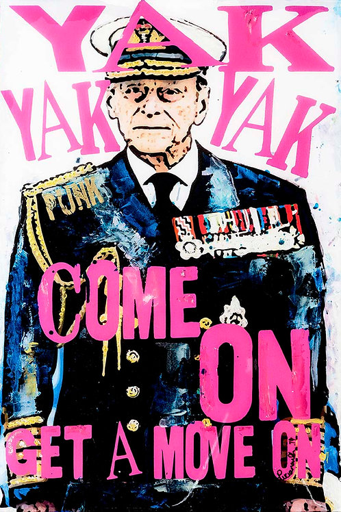 Yak Yak Yak, Prince Philip