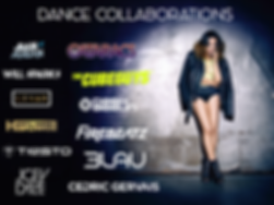 LUCIANA DANCE COLLABORATIONS