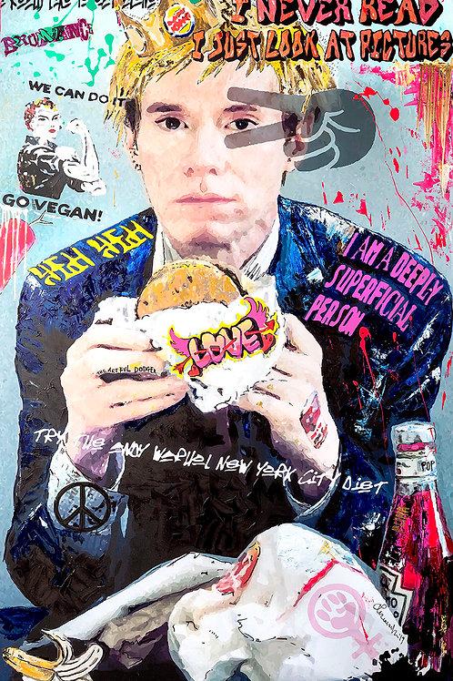 True Bromance Andy Warhol
