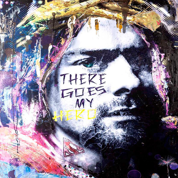 There Goes My Hero, Kurt Cobain