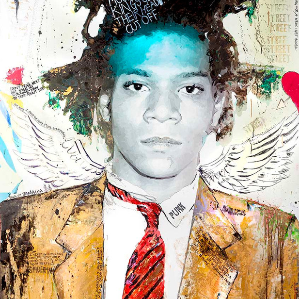 True Bromance, Jean Paul Basquiat