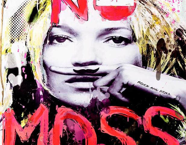 No Moss, Kate Moss