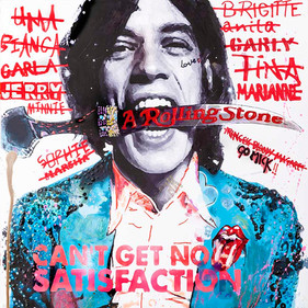 Can't Get No Satisfaction, Mick Jagger