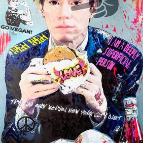 True Bromance, Andy Warhol