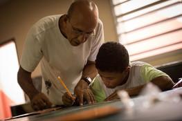 Teaching Youth, Vitoria, Brazil
