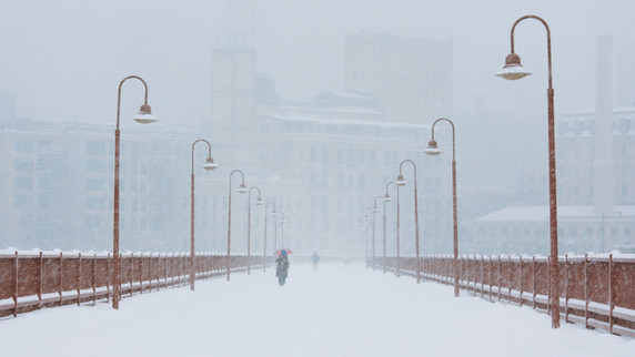 Minneapolis Snowstorm