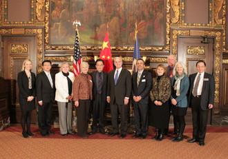 Governor_Dayton_meets_Former_Shaanxi_Vic