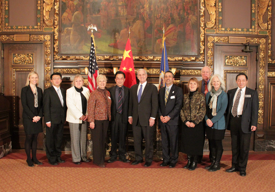 Governor_Dayton_meets_Former_Shaanxi_Vic