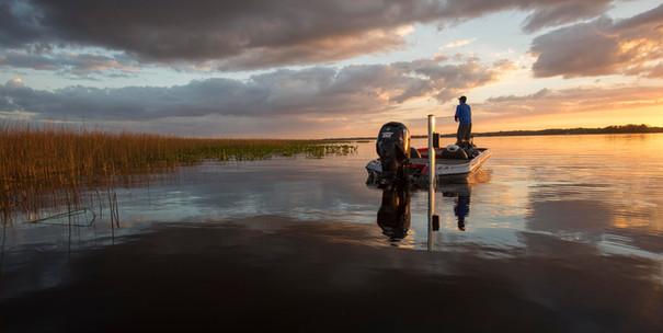 Sunset, Central Florida
