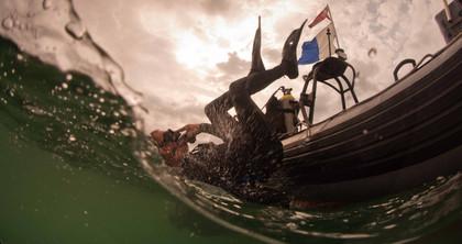 Divers off the Southwest Coast