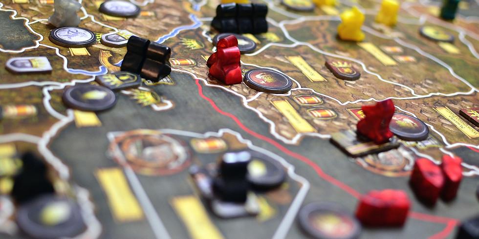Board Game Night (BWB) Numero Uno!