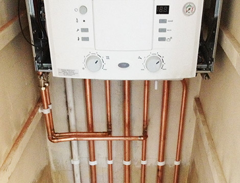 gas-heating-installations