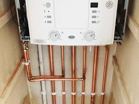 Boiler Installation Team