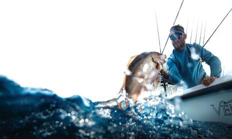 Bahamas Fish Lift
