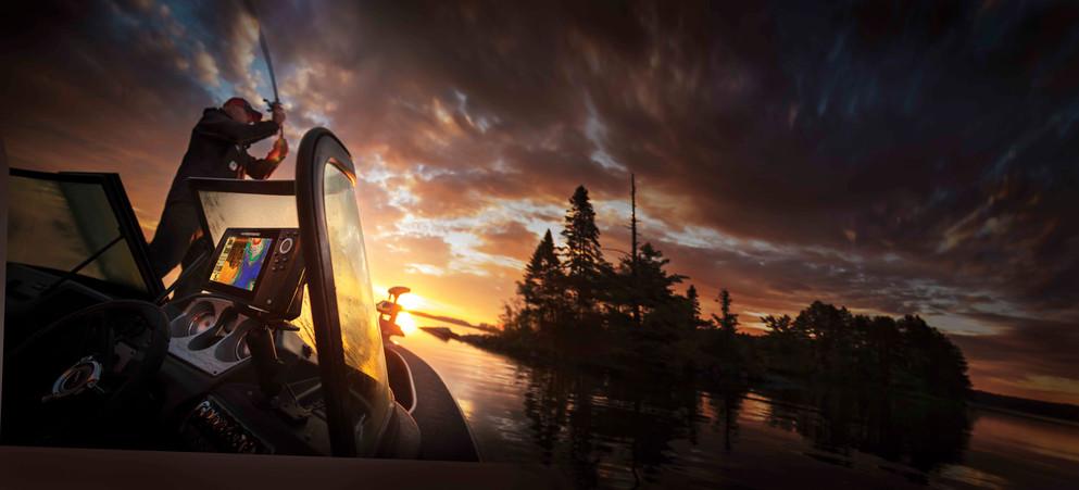 Northern Minnesota Sunrise