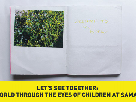 Let's See Together: The World Through the Eyes of Children at Samadhan