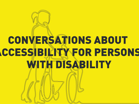 Conversations about Accessibility for Persons with Disabilities