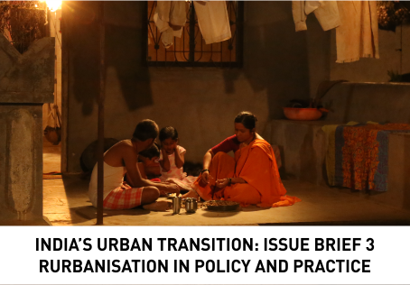 Rurbanisation in Policy and Practice