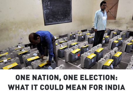 One Nation, One Election: What it could mean for India