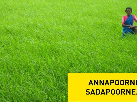 Annapoorne Sadapoorne…