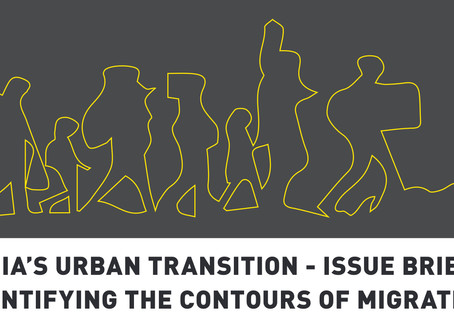 India's Urban Transition: Identifying the Contours of Migration