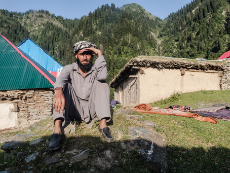 Stories of Construction - Homes of Nomadic Tribes of Pir Panchal