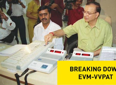 Breaking Down EVM-VVPAT