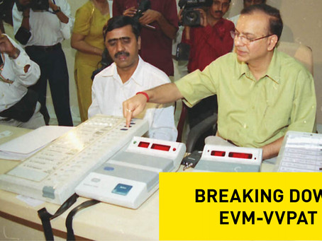 Breaking Down EVM-VVPAT
