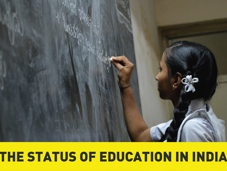 The Status of Education in India