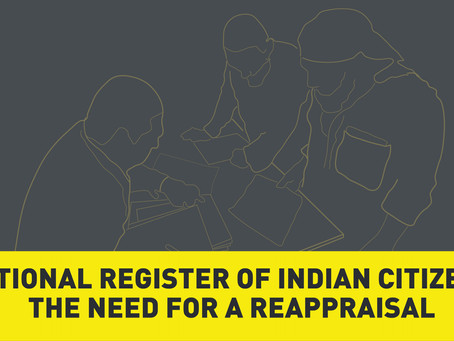 National Register of Indian Citizens: The Need for a Reappraisal