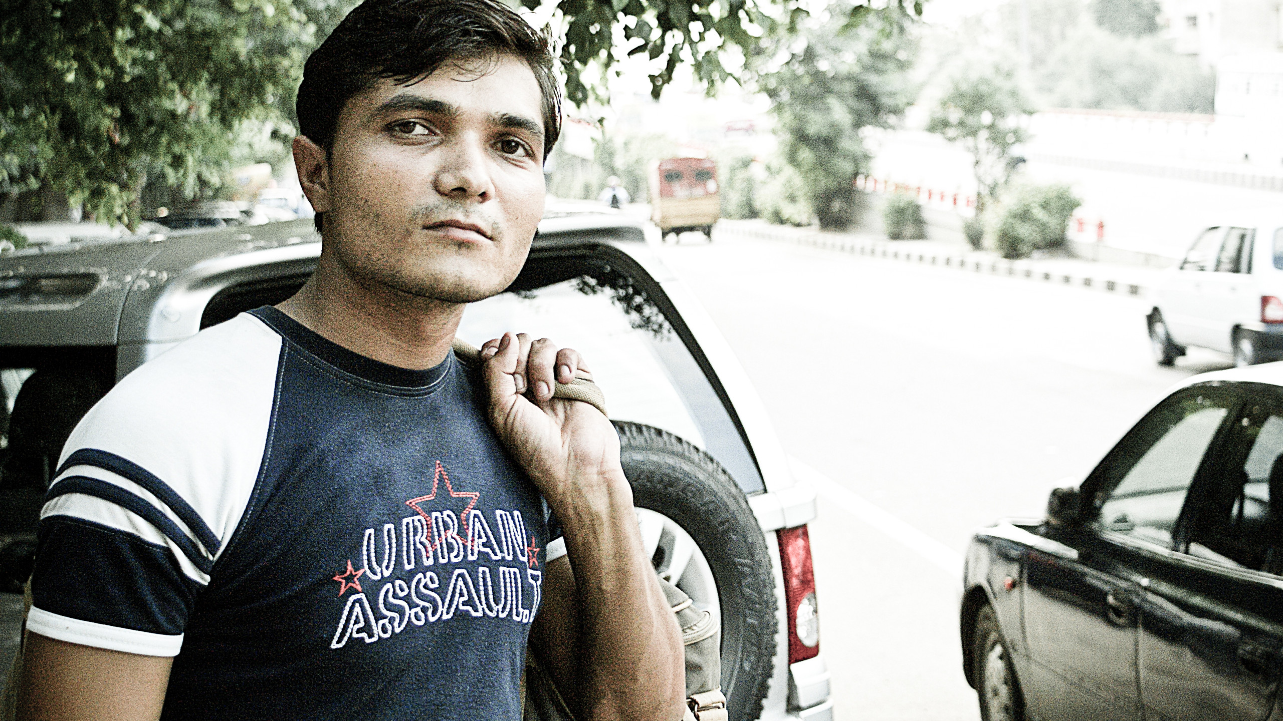 Thousands of youth reach metropolises like Delhi every day to look for jobs and a better life