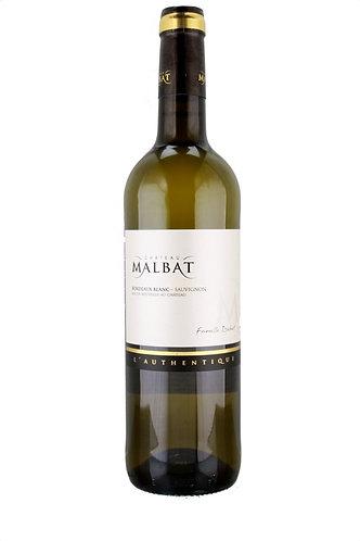 2015 Chateau Malbat Bordeaux Blanc