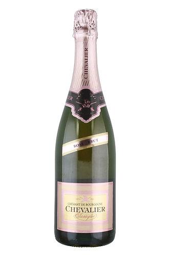 NV Chevalier Brut Rose Cremant de Bourgogne