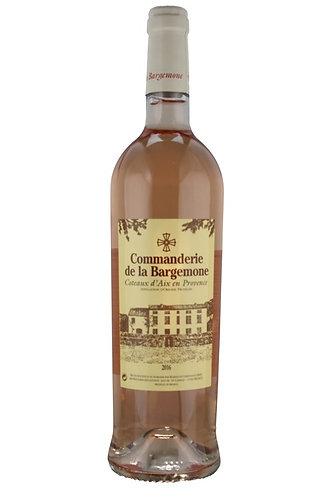 2016 Bargemone Provence Rose