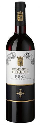2015 Lealtanza Dominio de Heredia Rioja