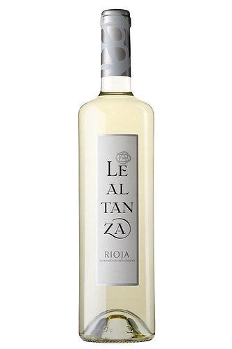 2016 Lealtanza White Rioja