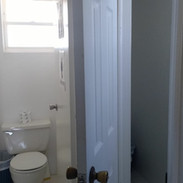 Conference Hall restroom