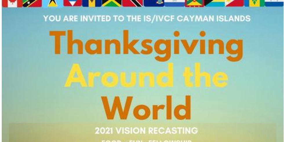 Thanksgiving Around the World: Partnership Potluck Dinner