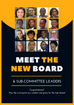 Meet the New Board!
