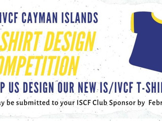 T-Shirt Design Competition begins Feb. 3!