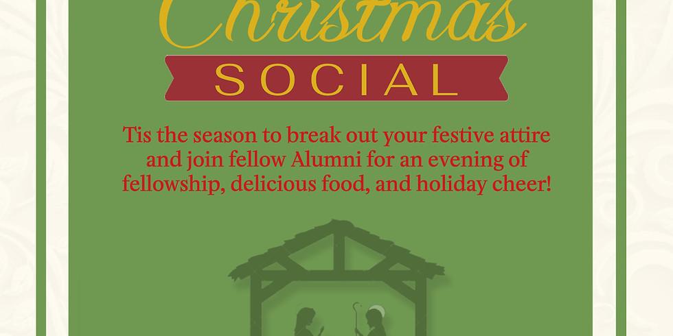 Alumni Christmas Social