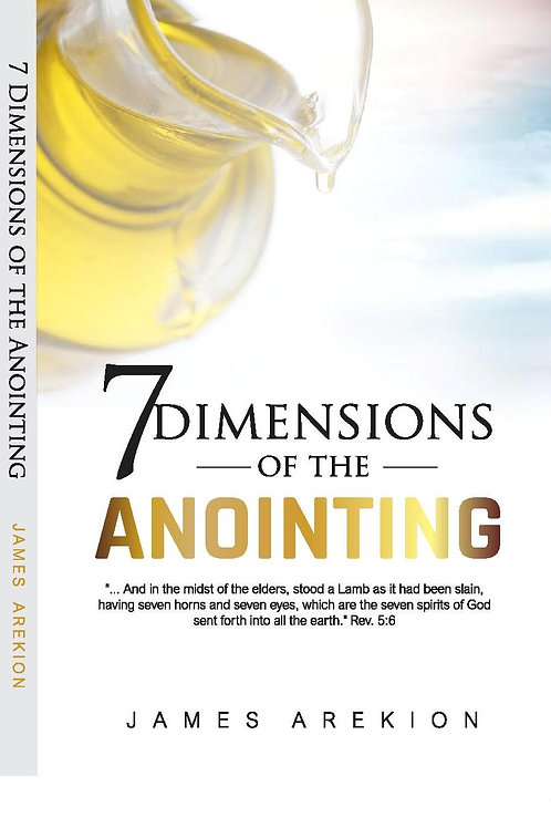 7 Dimensions of the anointing