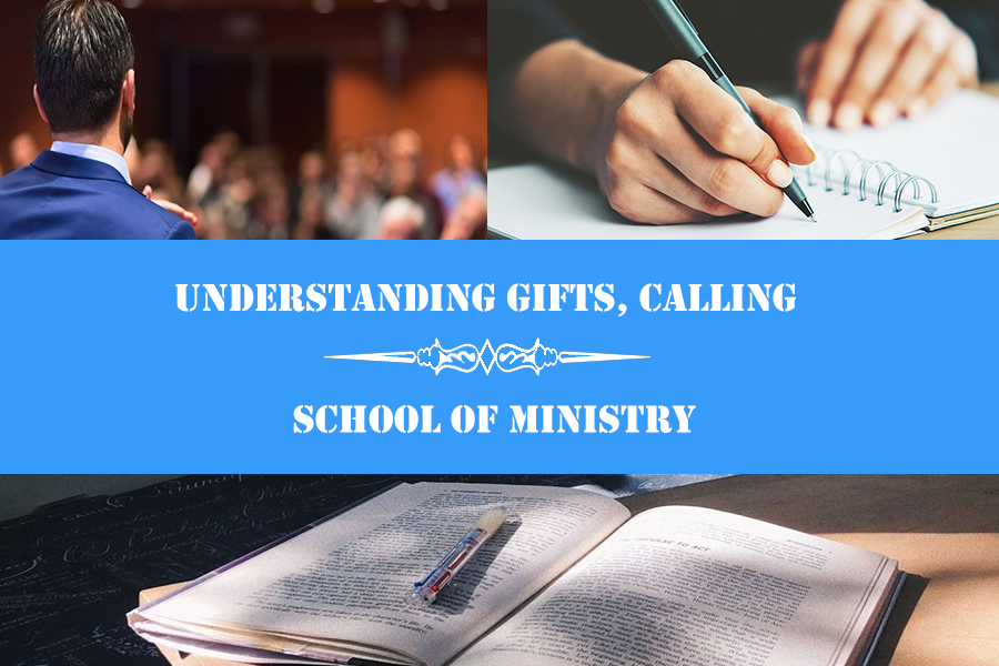 Understanding gifts & callings